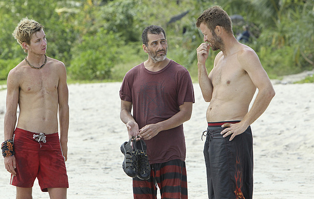 Survivor: Philippines - 'Not The Only Actor On The Island'