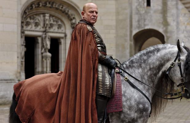 Merlin: Sarrum (John Shrapnel)