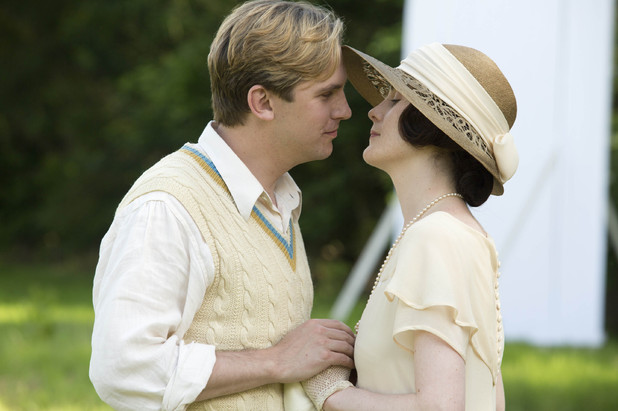 Downton Abbey, final episode, Sun 4 Nov 2012