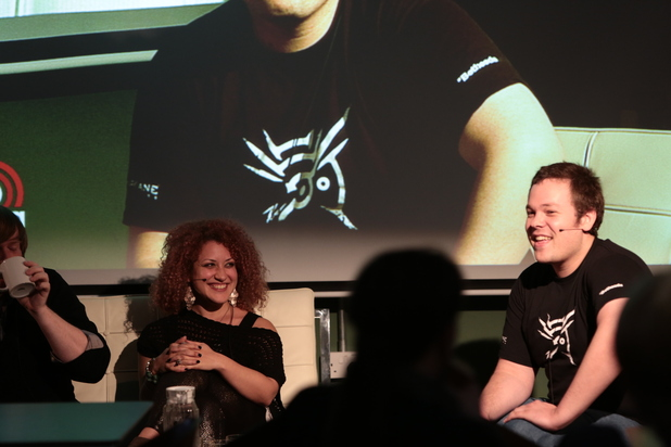 Leigh Alexander and Mike Bithell