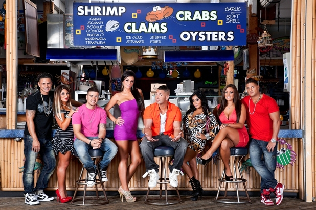 MTV &#39;Jersey Shore&#39; cast
