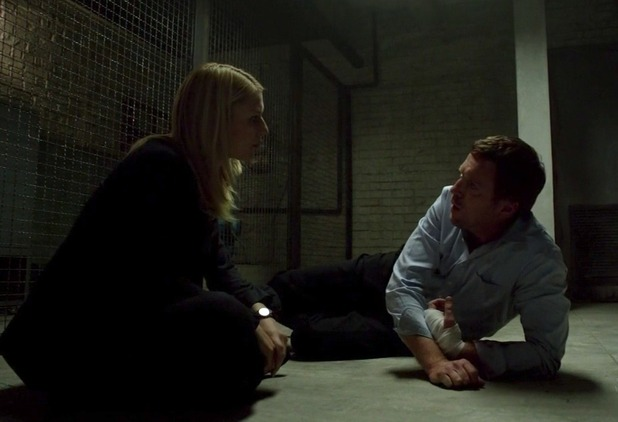 Homeland 2x05 &#39;Q&A&#39;