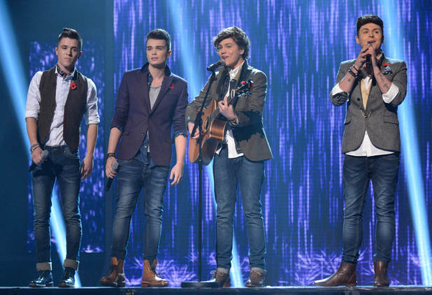 The X Factor 2012 Live Show 5