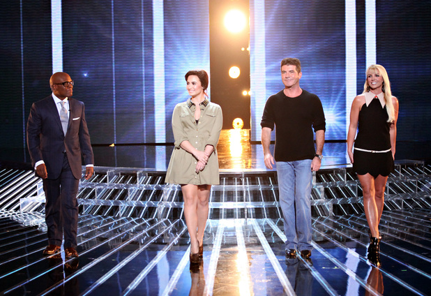 'The X Factor' USA season 2 - Live Show 2, November 2