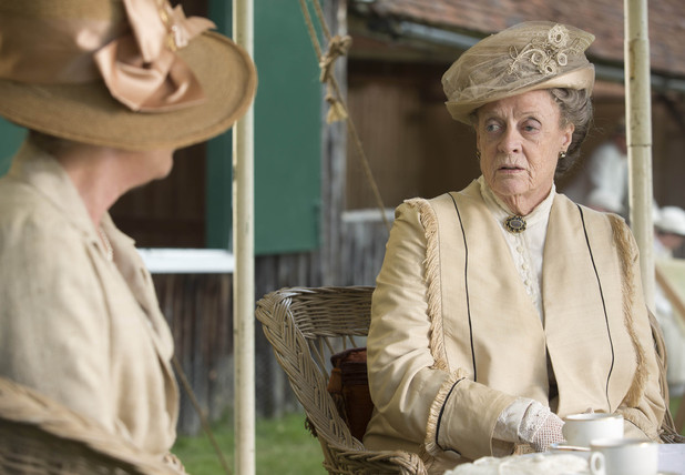 Isobel Crawley and Dowager Countess