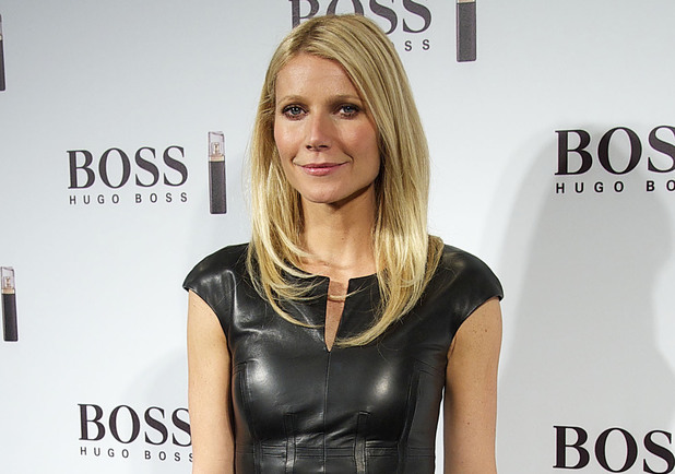 Gwyneth Paltrow presents 'Boss Nuit Pour Femme' Fragance in Madrid Madrid, Spain
