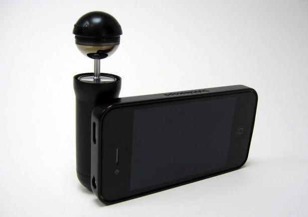 Bubblescope - 360 degree photos