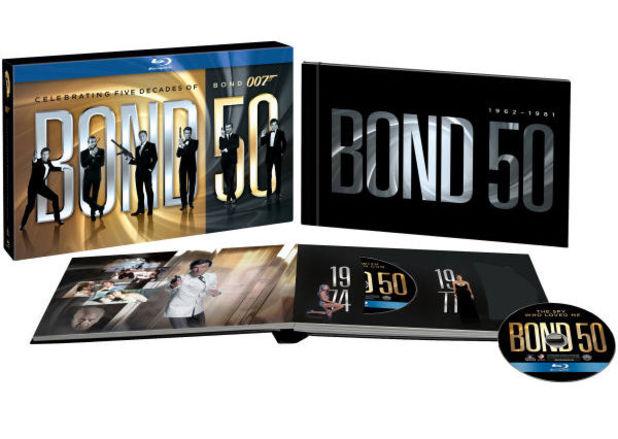 Bond 50 set