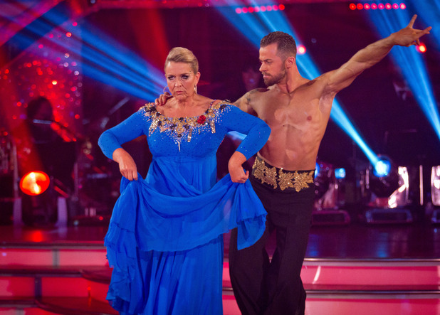 Strictly Come Dancing Week 5: Fern and Artem.