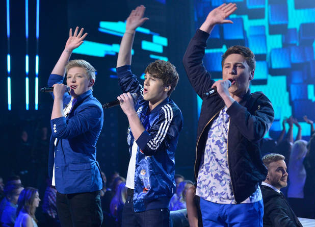 The X Factor Live Show 5: District 3