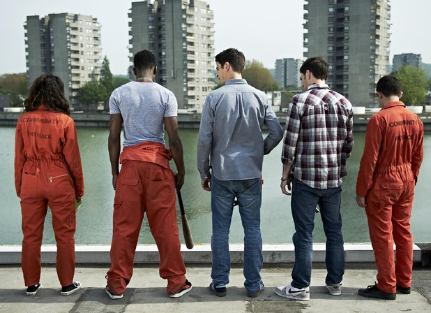 Misfits (Season 4, Episode 1)