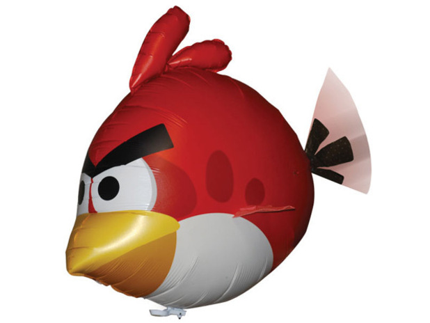 Angry Birds remote control bird