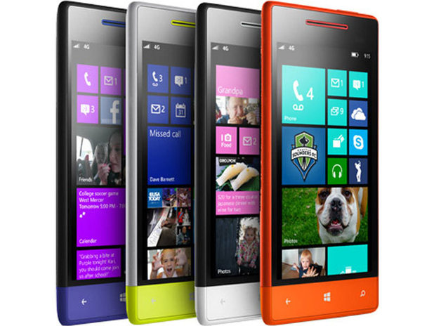 Meet the HTC Windows Phone 8S