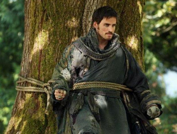 Once Upon a Time (Season 2, Episode 5) - 'The Doctor' Colin O'Donoghue as Hook