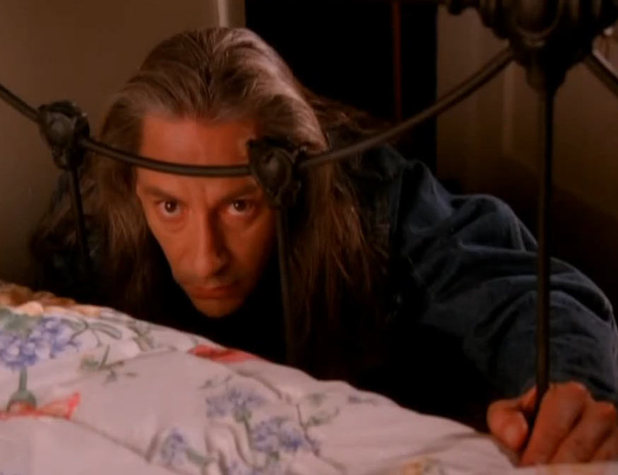 'killer BOB' in 'Twin Peaks'