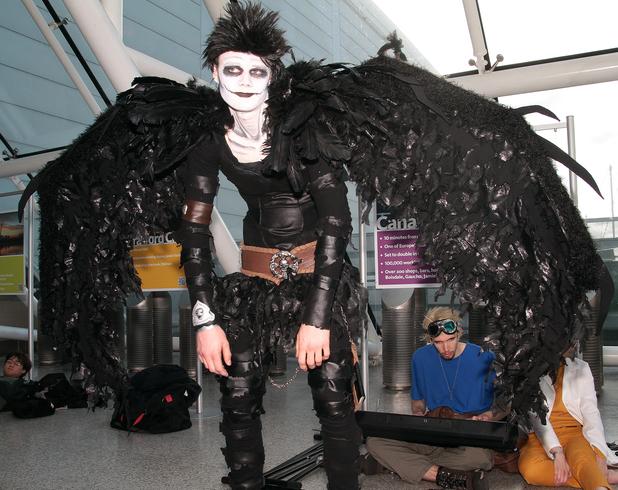 London Comic Con 2012
