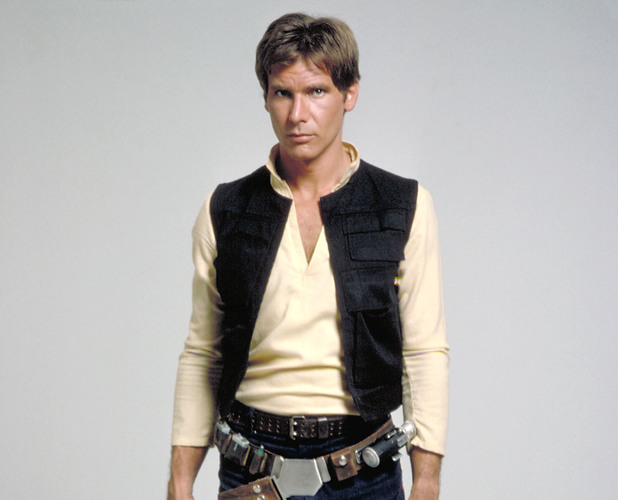 Harrison Ford (as Han Solo)