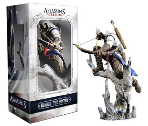 Assassin's Creed 3 Connor figurine