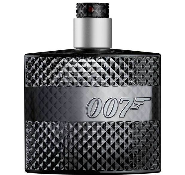 James Bond fragrance