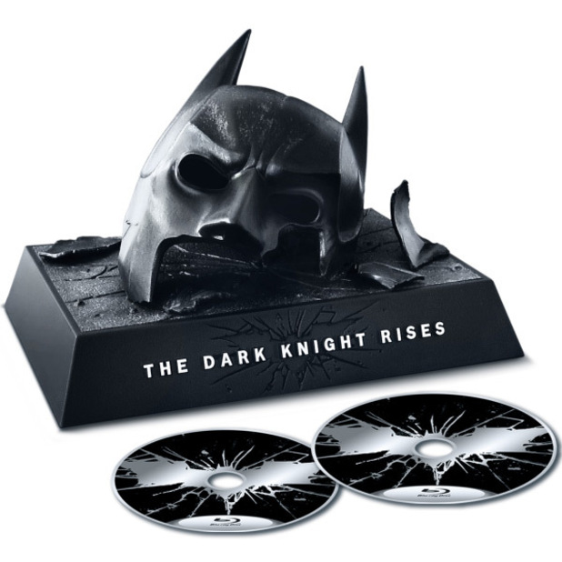 The Dark Knight Rises Bat Cowl edition