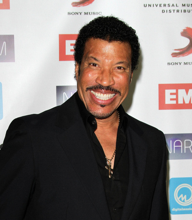 Lionel Richie The NARM Music Biz Awards Dinner Party - Arrivals Los Angeles, California
