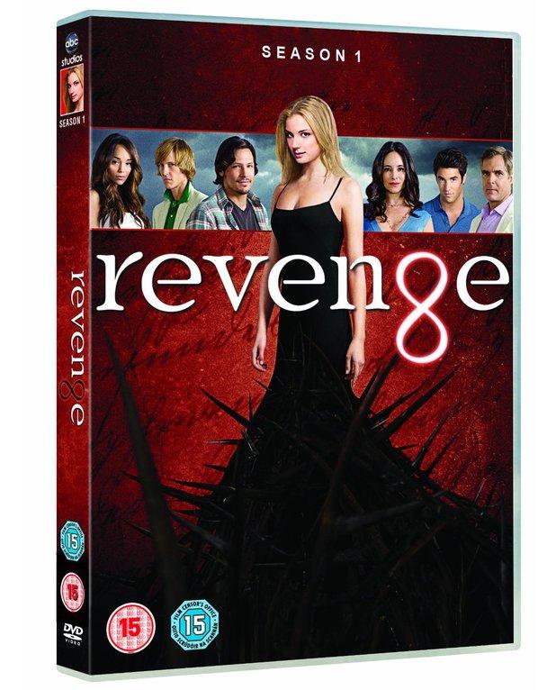 Revenge Series 1 DVD