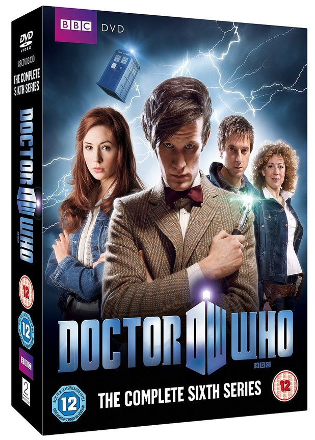 Doctor Who S6 Box set