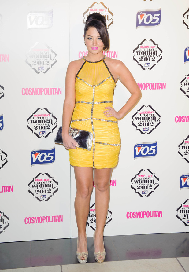Cosmopolitan Ultimate Women of the Year Awards 2012: Tulisa Contostavlos