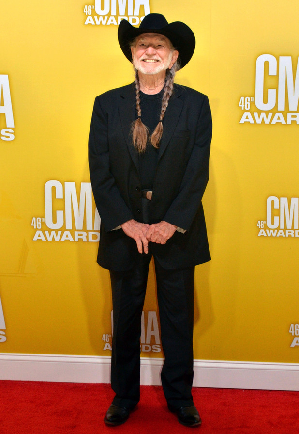 46th Annual CMA Awards: Willie Nelson