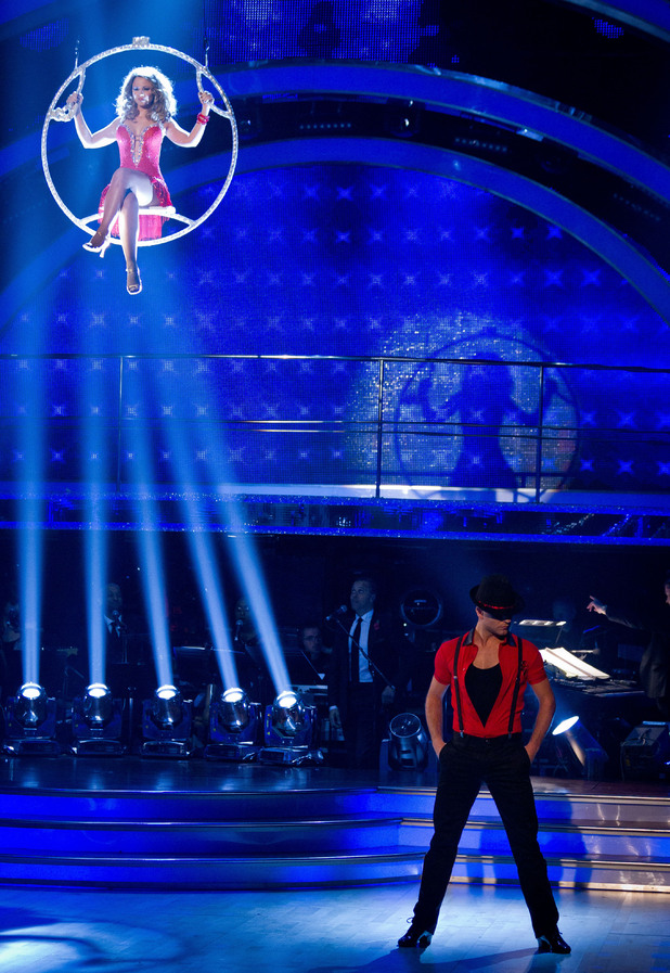 Strictly Come Dancing Week 5: Kimberley and Pasha