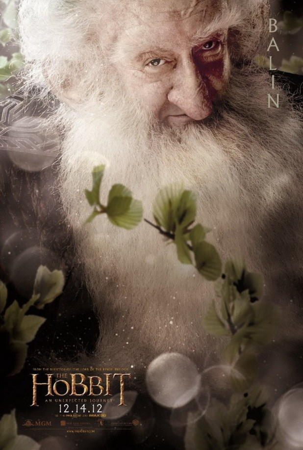 The Hobbit Balin