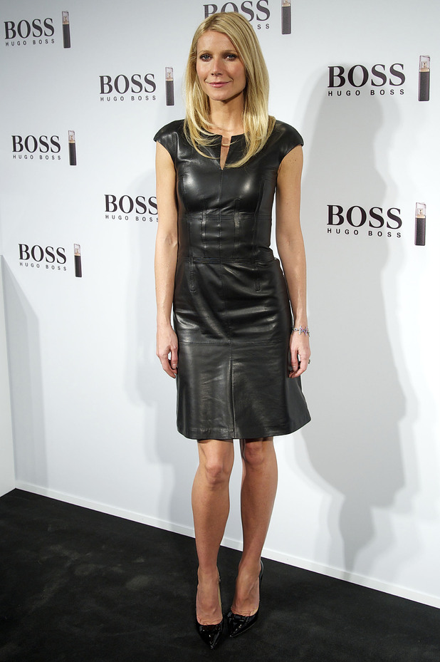 Gwyneth Paltrow presents 'Boss Nuit Pour Femme' Fragance in MadridMadrid, Spain