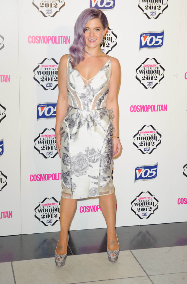 Cosmopolitan Ultimate Women of the Year Awards 2012