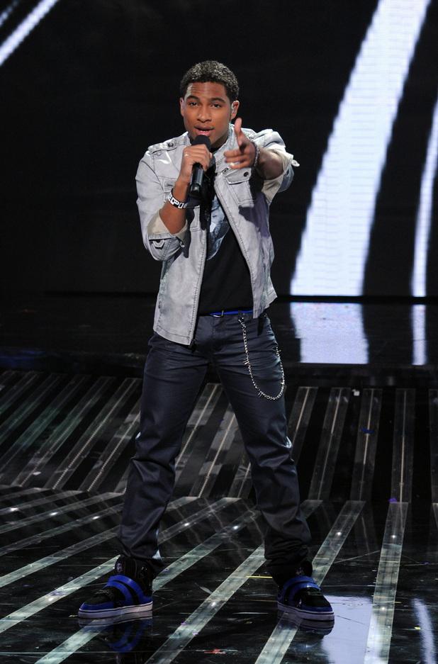 'The X Factor' USA season 2 - First live show