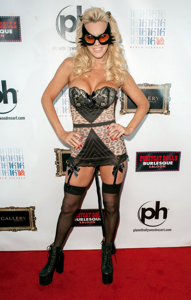 Jenny McCarthy  at the Gallery Night club, Planet Hollywood in Las Vegas,