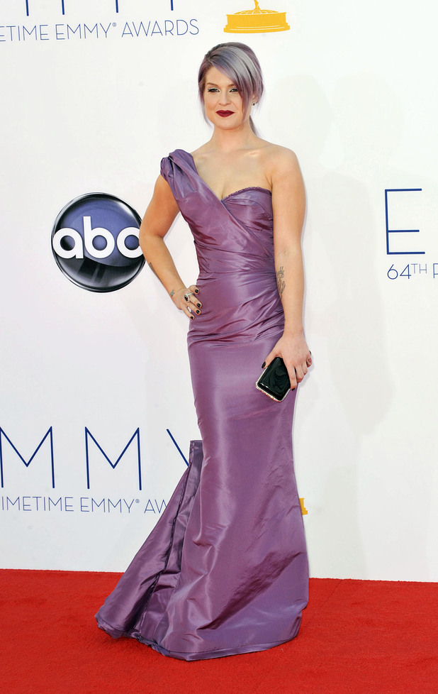 Kelly Osbourne 64th Annual Primetime Em