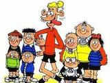 Beano's 'The Bash Street Kids'