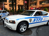 Generic shot of an NYPD police car