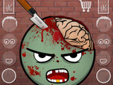 'Make A Zombie' app screenshot