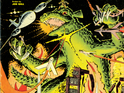 IDW teams up with Yoe Books to release a series of Steve Ditko monster volumes.