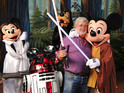 Disney announces Star Wars Episode 7 and plans more sequels after buying Lucasfilm.