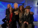 Al Roker jokes that the incident is why Aerosmith rarely do morning TV.