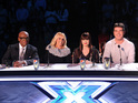 Britney Spears, Simon Cowell, Demi Lovato, LA Reid send one act each home.