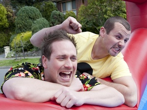 Toadie's stag party