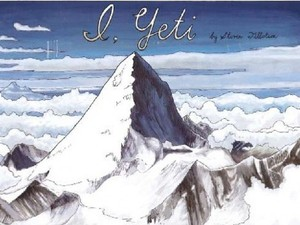&#39;I, Yeti&#39; artwork