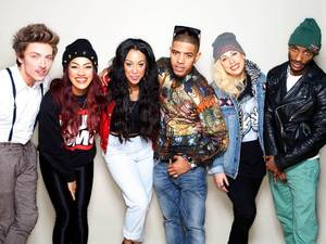 Stooshe, Fazer, Tyler James, Angel, Urban Classic Children In Need group