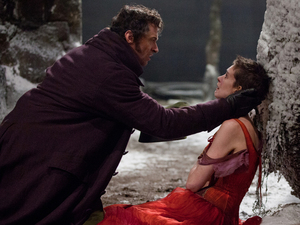 Hugh Jackman, Anne Hathaway, Les Miserables