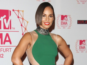 MTV Europe Music Awards: Alicia Keys