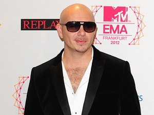 MTV Europe Music Awards: Pitbull