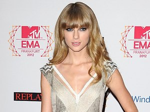 MTV Europe Music Awards: Taylor Swift